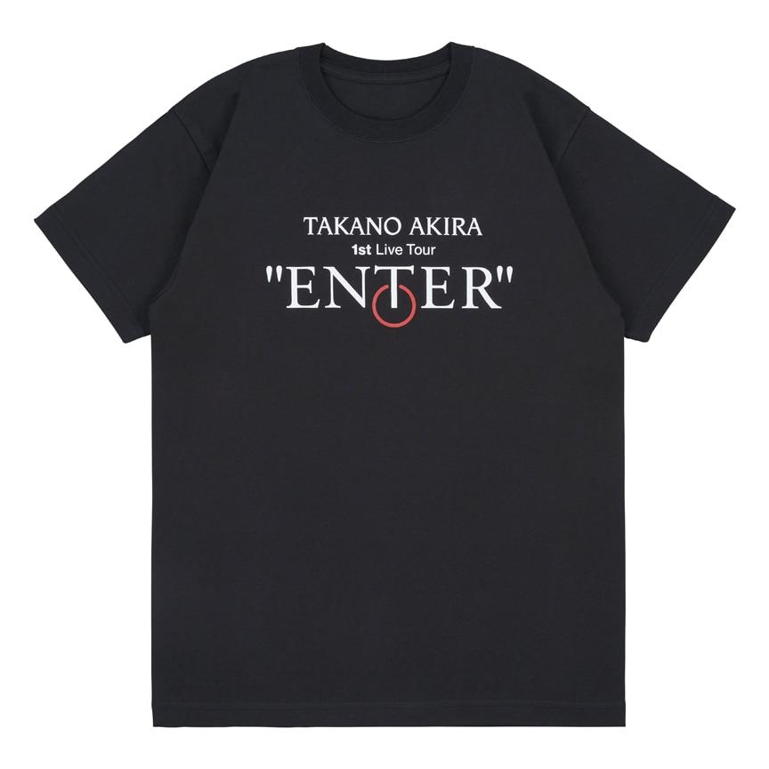 """TAKANO AKIRA 1st Live Tour """"ENTER""""グッズ"""