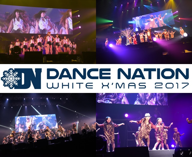 DANCE NATION WHITE X'MAS 2017