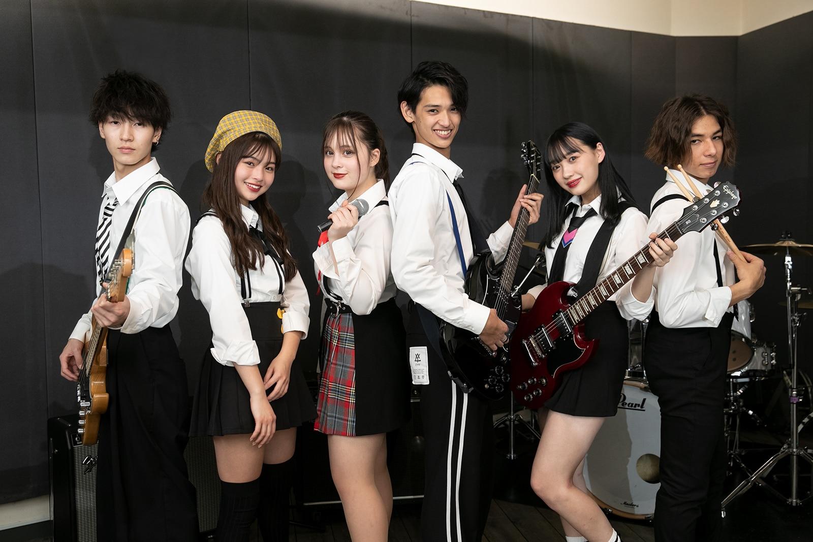 恋ステから誕生した高校生バンド・Lilac(ライラック)。 メジャー ...