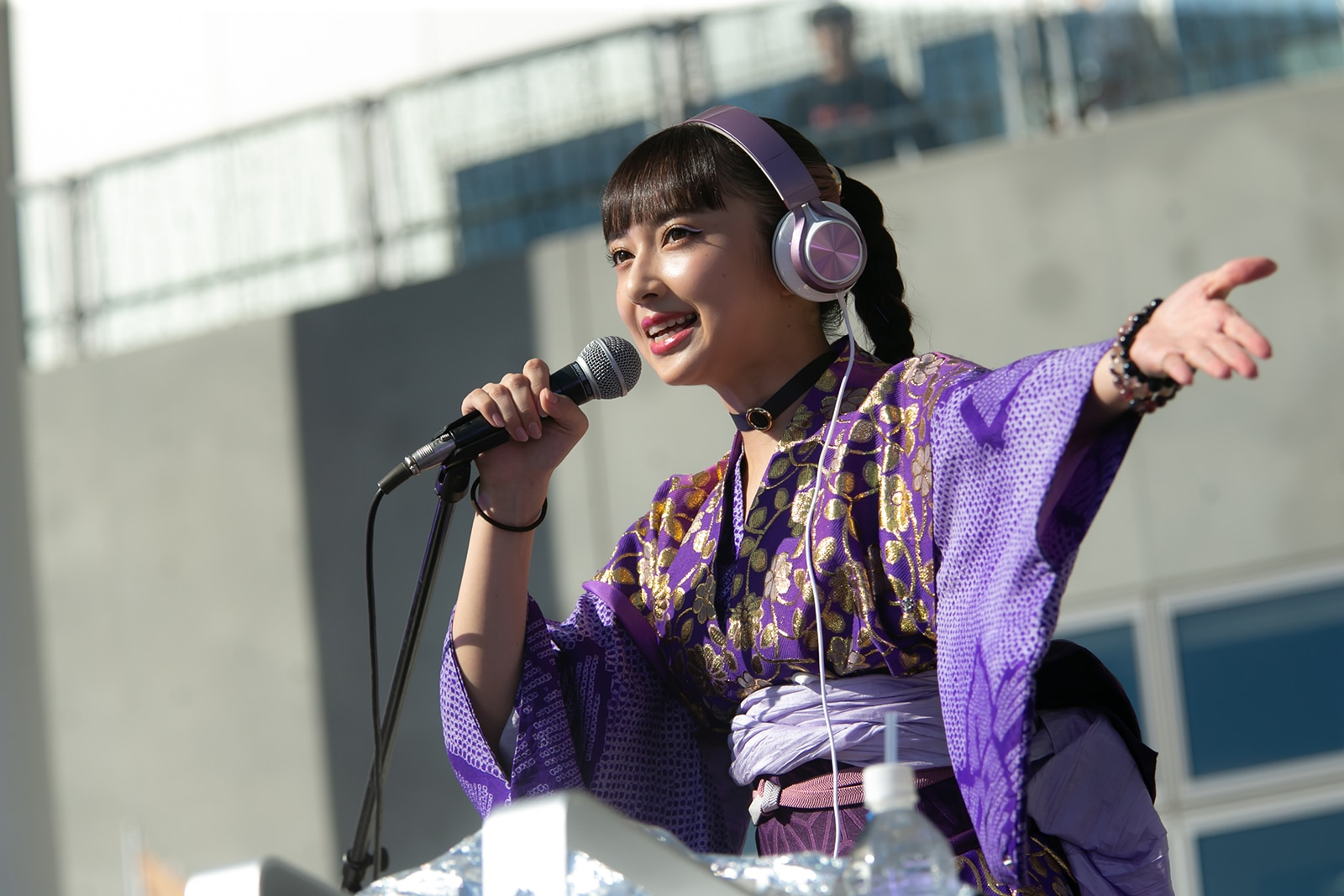 OMOTENASHI BEATSプロジェクト始動】小宮有紗DJデビュー戦の『アニレヴ ...