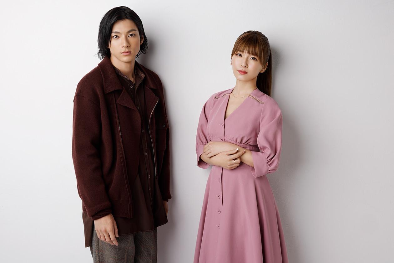 宇野実彩子×山田裕貴