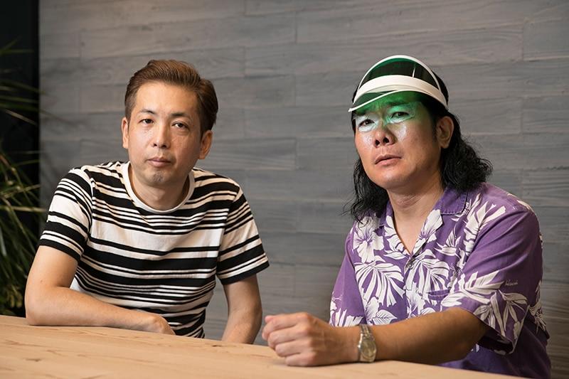 DJ BOSS VS 掟ポルシェ
