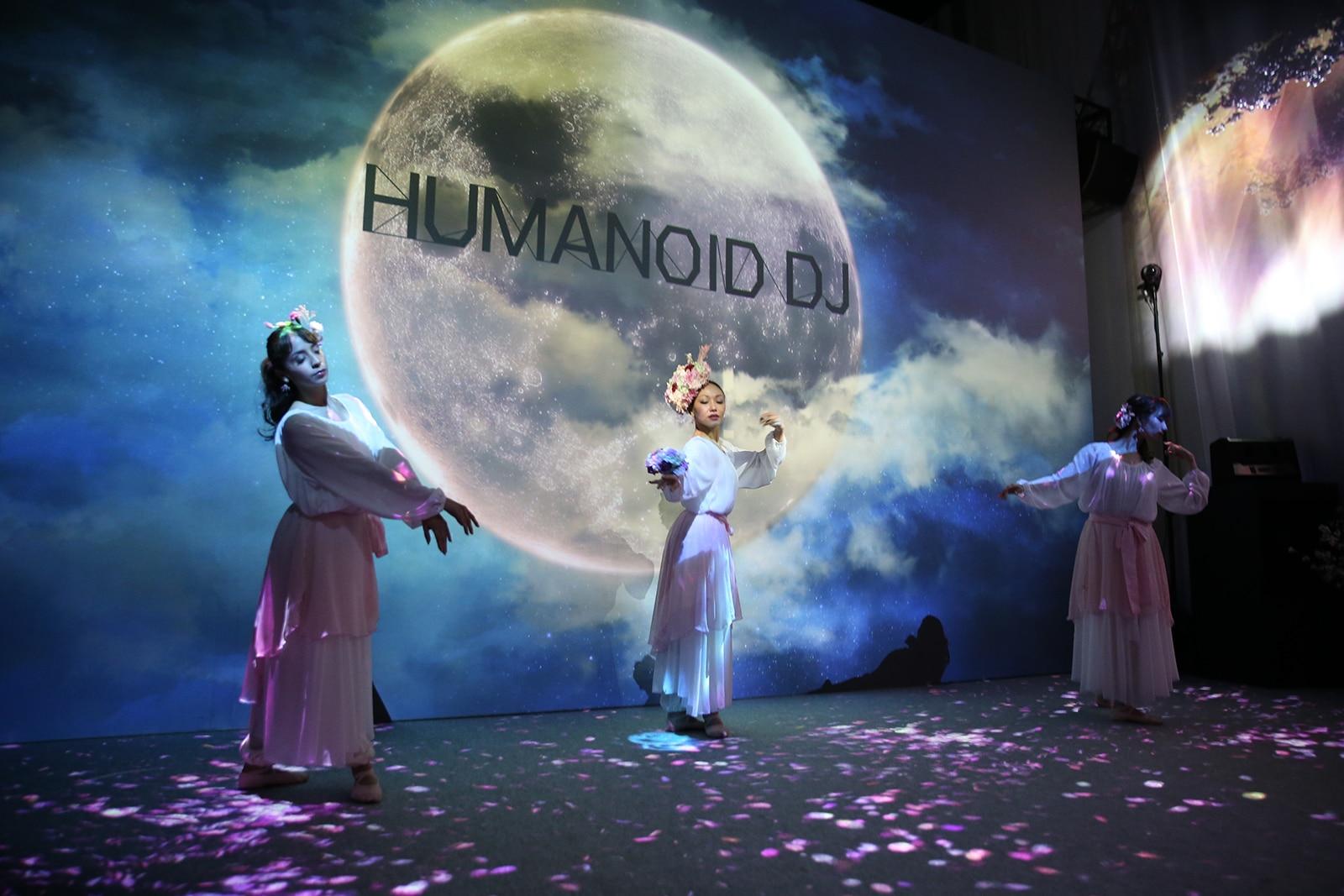 HUMANOID DJ