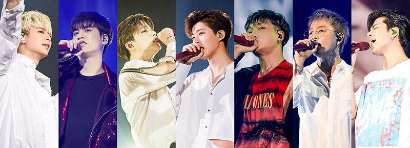 2018年韓国ベストソング賞多数受賞のiKON(アイコン)、 7月24日