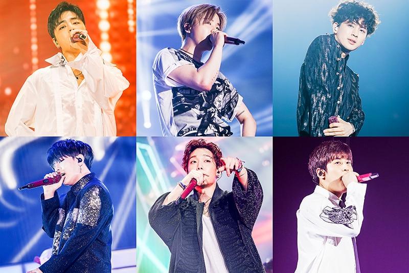 iKON(アイコン)、2019年を締めくくる年末ライブ【iKON YEAR END